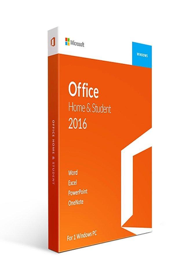 6. Lisanslı bir Microsoft Office programına mı ihtiyacınız var?