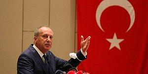 İnce Parti İşini Ciddileştirdi, 1 Mart'ta CHP'den İstifa Ediyor