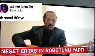 Saz Çalıp Türkü Söyleyebilen Neşet Ertaş Robotuna Yorumlarıyla Güldüren Mizahın Tezeneleri