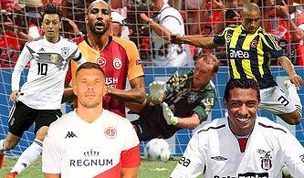 Dünya Kupası Kazanıp Sonrasında Türkiye'ye Transfer Olan Futbolcular