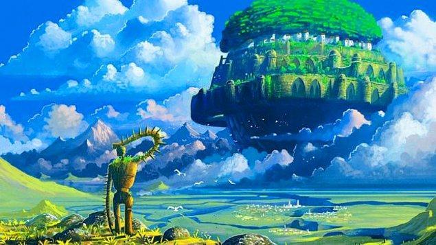 Castle in the Sky – Gökteki Kale (1986)