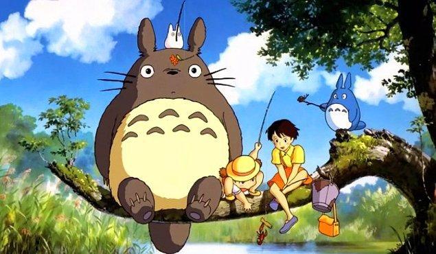 My Neighbor Totoro – Komşum Totoro (1988)