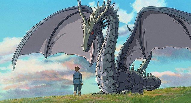 Tales From Earthsea - Yerdeniz Öyküleri (2006)