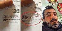 Çiğ Köfte Siparişi Verdiği Yerden 1 Kutu da Prezervatif Almalarını İsteyen Müşteriye Kuryenin Efsane Tepkisi