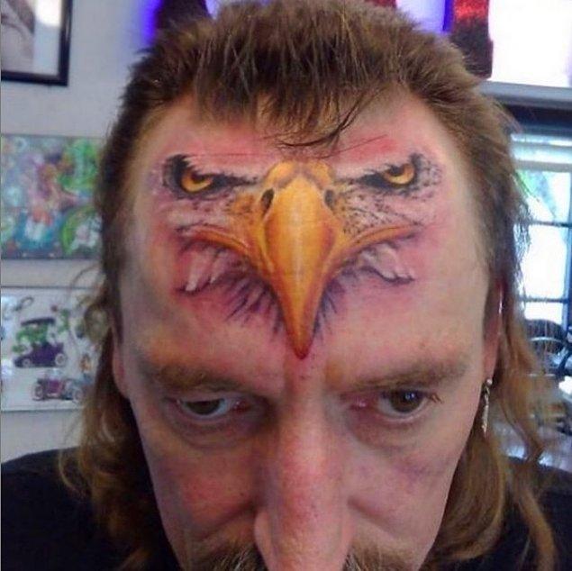 8. Ne kadar para verseler böyle bir dövme yaptırırdınız?