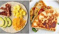 Şu Sıralar Herkesin Gözdesi Tortilla Trendini Denemek İsteyenlerin Bayılacağı Tarifler