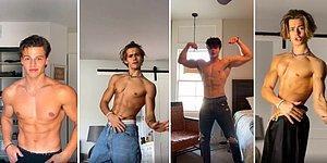 Kızlar Koşun Bu Akım Size Göre: TikTok'un En Fit ve Yakışıklı Erkekleri Vücutları ile Ortalığı Kasıp Kavuruyor