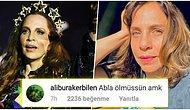 Tam Bir Kraliçe! Sertab Erener, 'Ölmüşsün' Diyen Takipçisine Verdiği Kapak Gibi Cevapla Ortalığı Yıktı