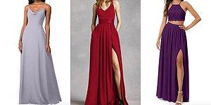 Kadınlara Özel Anket: Bu Elbiseleri Özel Bir Davette Giyer misiniz?