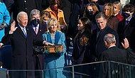 Yeminini Etti: Joe Biden Resmen ABD Başkanı