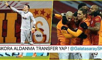 Muslera'nın Geri Döndüğü Maçta Galatasaray, Denizlispor'u 6 Golle Geçerek Zirve Takibini Sürdürdü