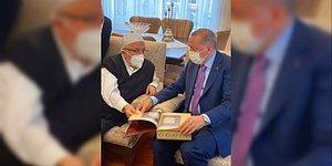 Erdoğan'ın 'Mili Görüş' Ziyaretleri Sürüyor: Bu Kez Nedim Urhan ile Buluştu