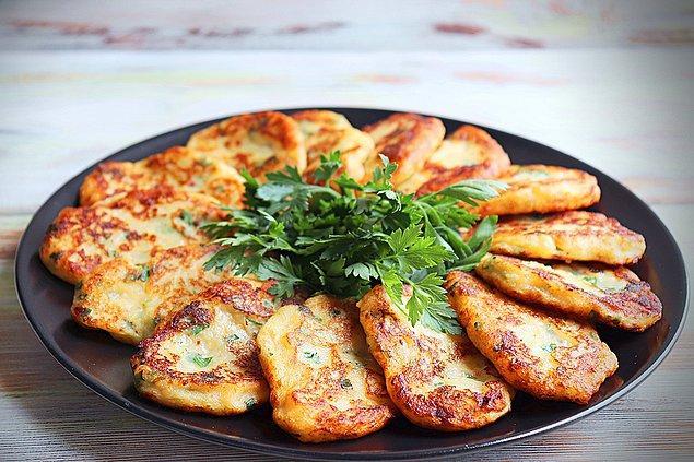 4. Patates Köftesi