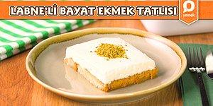 Bayat Ekmeği Değerlendirmenin En Lezzetli Yolu: Labne'li Bayat Ekmek Tatlısı Nasıl Yapılır?