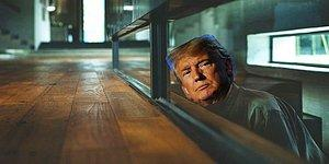 Trump'ın Beyaz Saray'dan Ayrılışı Goygoycuların Eline Düştü, Birbirinden Komik Görüntüler Ortaya Çıktı