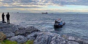 Kartal'da Korkunç Olay! İntihar Notu Bırakıp Denize Atladı