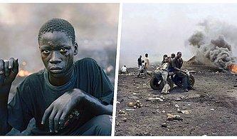 Pieter Hugo'nun Kadrajından, Dışlanmış İnsanların Gerçekliğini Yansıtan Birbirinden Dobra 30 Fotoğraf