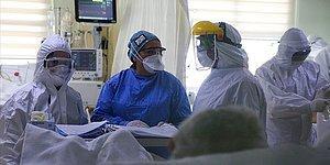 Koronavirüste 24 Saat: Vaka Sayısı 5 Binlere İndi