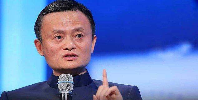 1. Jack Ma, kariyerine İngilizce öğretmenliği yaparak başlamıştır.