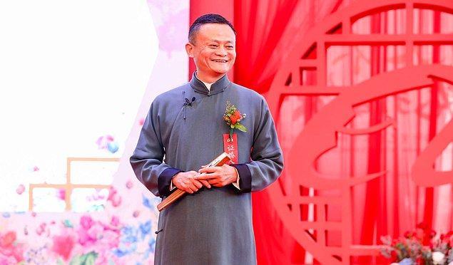 9. Alibaba'yı 1999 yılında kurduğunda ilk planı, şirketi dört yıl sonra profesyonellere devretmek olmuştur.