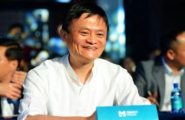 12. Jack Ma'nın lakabı Feng Quinyang'dır.