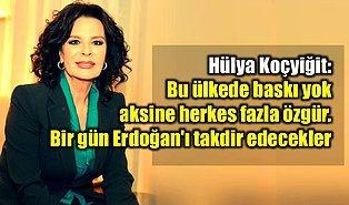 Recep Tayyip Erdoğan'ı Övecek Ünlülere Tavsiyeler