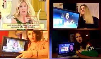 Seda Sayan'ın Efsane Konuşmasını Taklit Eden İnsanların Hepsinin Bir Arada Olduğu Müthiş Video