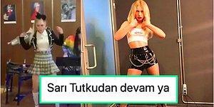 Aleyna Tilki'nin Ankara Oyun Havası Eşliğinde Dans Ettiği Görüntüler Sosyal Medyadan Nasibini Aldı!