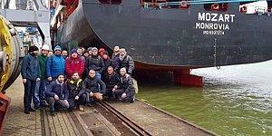 15 Türk Denizci Kaçırılmıştı: Korsan Saldırısına Uğrayan Gemide Son Durum Ne?