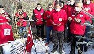 Elazığ'daki Depremde Hayatını Kaybedenler, Mezarları Başında Anıldı
