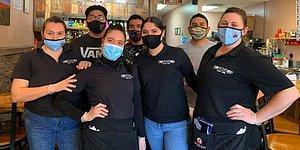 Kahvaltı Yaptığı Restorana 10 Bin TL'lik Bahşiş Bıraktı: 'Koronavirüs Çok Kötü'