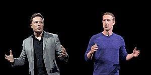Durun, Yapmayın, Siz Zenginsiniz! Elon Musk ve Mark Zuckerberg Arasında 4 Yıldır Süren Kavganın Tüm Detayları