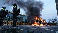 Hollanda'da Yüzlerce Kişi Gözaltına Alındı, Eindhoven Belediye Başkanı 'İç Savaş' Uyarısında Bulundu
