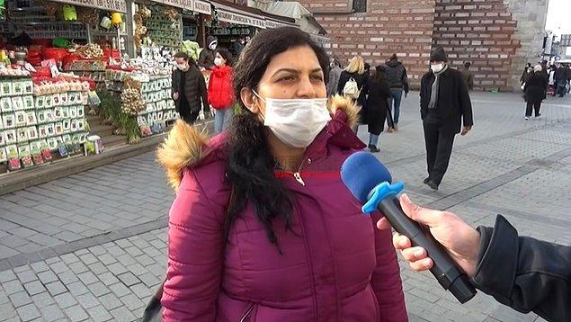 Eskiden İstanbul'un ortasında su bidonları ile su taşırdık diyen vatandaş, teknolojinin de çok ilerlediğini söyledi.