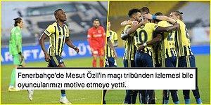 Kanarya'yı Forvetleri Taşıdı! Fenerbahçe, Kayserispor'u 3 Golle Rahat Geçerek Zirve Takibini Sürdürdü