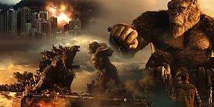 Efsane Geri Dönüyor: Merakla Beklenen 'Godzilla vs. Kong'dan Fragman Yayınlandı