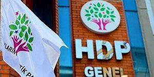 Raportör İlk İncelemeyi Tamamladı: HDP İddianamesi İçin Kabul İstemi