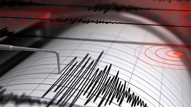 Türkiye'nin Sınırı Suriye'de Deprem!