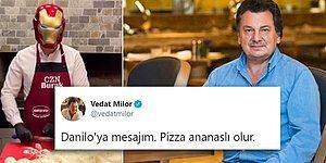 CZN Burak ve Danilo Zanna'nın da Payını Aldığı Vedat Milor'un İronik ve Eğlenceli Tweetleri