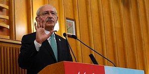 Kılıçdaroğlu Grup Toplantısında Erdoğan'a Cevap Verdi: 'AKP ne Yapmak İstedi de CHP Engel Oldu'
