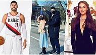 NBA'de Forma Giyen FETÖ'cü Enes Kanter David Rockefeller'ın Torunu Ariana ile Yeni Bir Aşka Yelken Açtı!