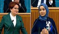 Akşener, Doğu Türkistanlı Kadını Kürsüye Çağırdı; TBMM TV Yayından Çıktı...
