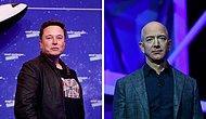 Artık Gezegen Yetmiyor! Dünyanın En Zengin İki İsmi Arasında Yörünge Savaşları Başladı
