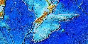 85 Milyon Yaşındaki Dünya'nın Kayıp 8. Kıtası Zelandiya Hakkında Şok Edici Yeni Bilgiler