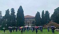 Akademik Direniş Sürüyor: Boğaziçi Üniversitesi Öğretim Üyeleri Bugün de 'Rektör'ü Protesto Etti