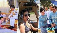Tayland'ın Cömert Kralı 'Resmi' Metresine Doğum Günü Hediyesi Olarak İkinci Kraliçe Unvanını Hediye Etti