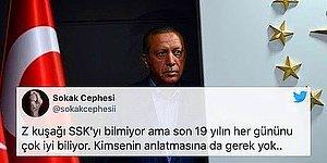 Erdoğan 'SSK'yı Z Kuşağı'na Anlatmamız Gerekiyor' Dedi, Sosyal Medyadan Tepkiler Gecikmedi
