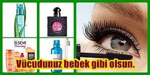 Vücut ve Cilt Bakımında En İyi Kozmetik Markaların En Çok Satılan Ürünleri Seçildi