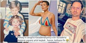 Türkiye İlgisi Boşa Değilmiş: Dünyaca Ünlü Şarkıcı Halsey, Türk Sevgilisinden Hamile Olduğunu Açıkladı!