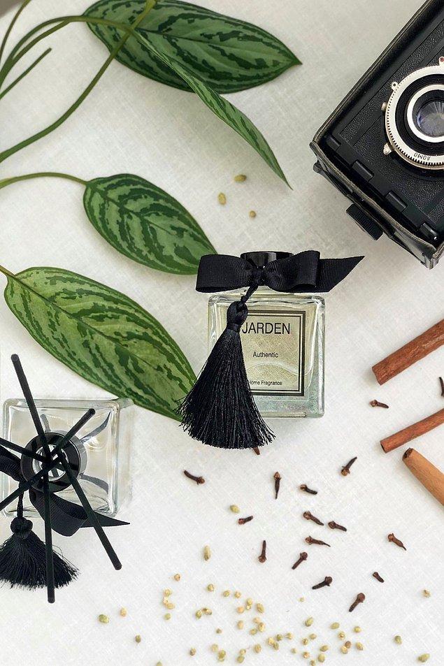 5. Kimleeer kimlerle beraber yan yana geliyor :D Jarden Authentic Dekoratif Oda Parfümü ile karanfil ve tarçın bir arada!